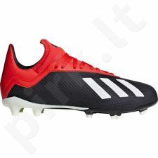 Futbolo bateliai Adidas  X 18.3 FG Jr BB9370