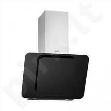 Cata ADARI 60 Black Glass Wall hood