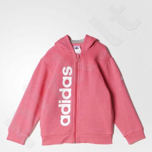 Sportinis kostiumas  Adidas Style Full Zip Hooded Jogger Kids AY6097