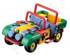 Linksmasis konstruktorius - automobilis