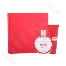 Hugo Boss Hugo Woman rinkinys moterims, (EDP 50 ml + kūno losjonas 100 ml)