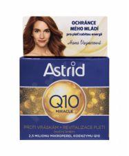 Astrid Q10 Miracle, naktinis kremas moterims, 50ml