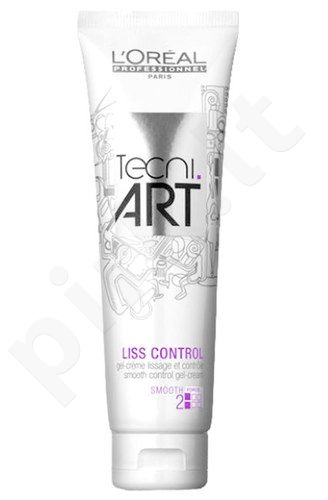 L´Oreal Paris Tecni Art Liss Control gelis-kremas, kosmetika moterims, 150ml