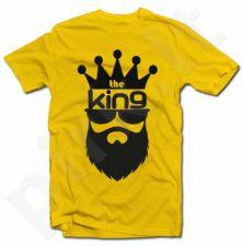 """Marškinėliai """"The King"""""""