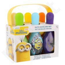 Minions Minions rinkinys vaikams, (dušo želė 6x 100 ml + kamuoliukaii 2x)