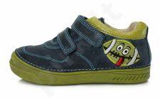 D.D. step mėlyni batai 25-30 d. 040406am