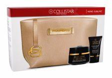 Collistar Sublime Black Precious Cream, Nero Sublime, rinkinys dieninis kremas moterims, (Daily kremas 50 ml + Facial Mask 15 ml + kosmetika krepšys Piquadro)