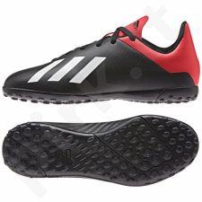 Futbolo bateliai Adidas  X 18.4 TF Jr BB9416