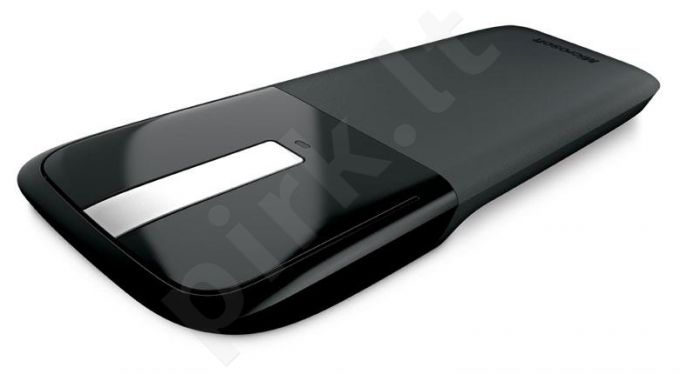 Microsoft PL2 ARC Touch Mouse EMEA ER EN/CS/IW/PL/RO/RU/UK Hdwr Black