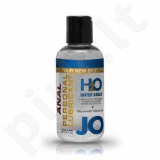 System JO - Analinis H2O lubrikantas 135 ml