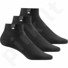 Kojinės Adidas Performance LA Ankle 3 poros AA2484
