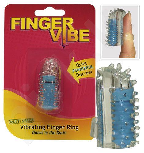 Finger Vibe blue