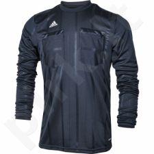 Marškinėliai teisėjams Adidas UCL Referee JSY ilgomis rankovėmis  M AH9817