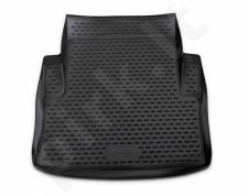 Guminis bagažinės kilimėlis BMW 3 (E90) sedan 2006-2011 black /N04004