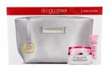 Collistar Deep Moisturizing Cream, Idro-Attiva, rinkinys dieninis kremas moterims, (Hydrating Care 50 ml + Eye Hydro-gelis 15 ml + kosmetika krepšys Piquadro)