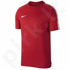 Marškinėliai futbolui Nike Breathe Squad TOP SS M 859850-608