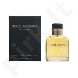 DOLCE AND GABBANA DOLCE ; GABBANA POUR HOMME edt  75 ml vyrams