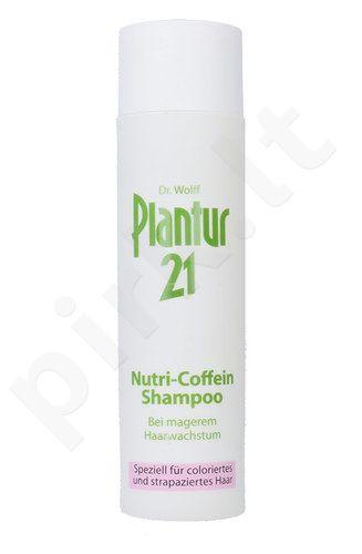 Plantur 21 Nutri-Coffein šampūnas, kosmetika moterims, 250ml