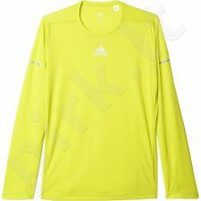 Marškinėliai bėgimui  Adidas Sequencials Climalite Longsleeve Tee M B43377