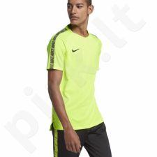Marškinėliai futbolui Nike Breathe Squad TOP SS M 859850-703