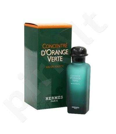 Hermes Concentré D´Orange Verte, tualetinis vanduo moterims ir vyrams, 100ml, (testeris)
