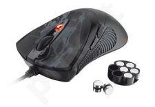 Žaidimų pelė Trust GXT 31, 3000 dpi