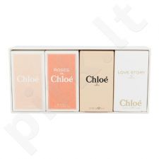 Chloe Mini Set rinkinys moterims, (EDP Chloe 5 ml + EDT Chloe (2015) 5 ml + EDT Roses de Chloe 5 ml + EDP Love Story 7,5 ml)
