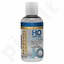 System JO - Analinis šaldantis H2O lubrikantas 135 ml