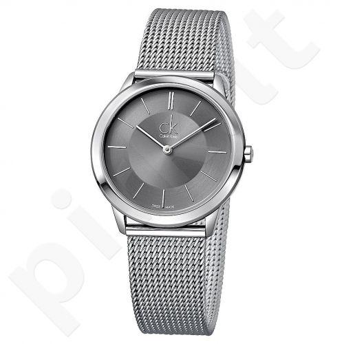 Vyriškas laikrodis Calvin Klein K3M22124