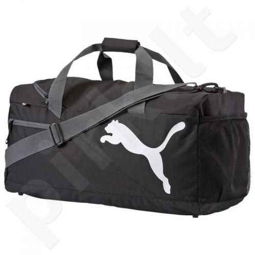 Krepšys Puma Fundamentals Sports Bag M 07339501 juoda