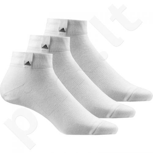 Kojinės Adidas Performance LA Ankle 3 poros AA2483