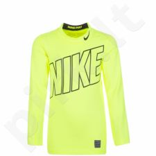 Marškinėliai termoaktyvūs  Nike Hyperwarm Comp Jr 743419-702