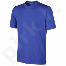Marškinėliai treniruotėms Nike Legacy Short Sleeve Top M 646155-480