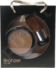 Bronzinė pudra Makeup Trading Bronzer Sun Set (14g bronzinė pudra + šepetėlis)