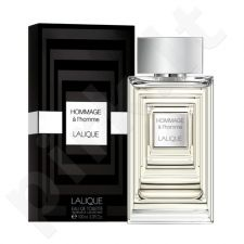 Lalique Hommage a L`Homme, tualetinis vanduo (EDT) vyrams, 100 ml