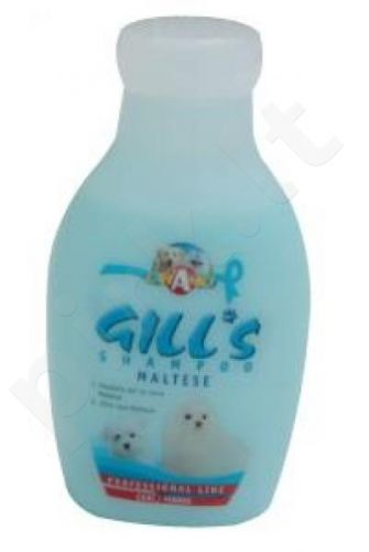 GILL'S ŠAMPŪNAS MALTESE (Maltos bišonams) 230 ml