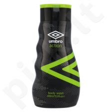 UMBRO Action, dušo želė vyrams, 400ml