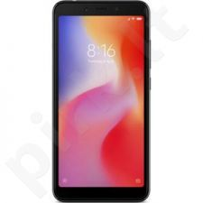 Xiaomi Redmi 6 Dual 3+32GB black