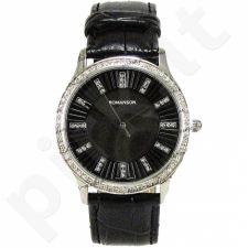 Moteriškas laikrodis Romanson RL0384T LW BK