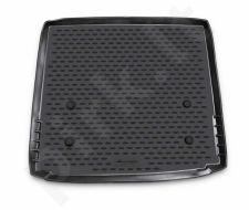 Guminis bagažinės kilimėlis BMW X1 2009-2015 black /N04011