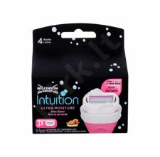 Wilkinson Sword Intuition, Replacement blade moterims, 3pc