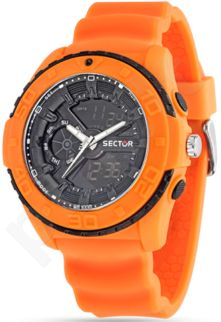Laikrodis SECTOR   Street Digital Ad1015 Black Dial Oran St