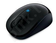 Microsoft Pelė Sculpt Mobile Mouse Win7/8 EN/DA/FI/DE/IW/HU/NO/PL/RO/SV/TR EMEA