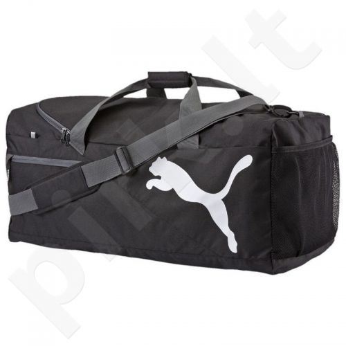 Krepšys Puma Fundamentals Sports Bag L 07348601 juoda