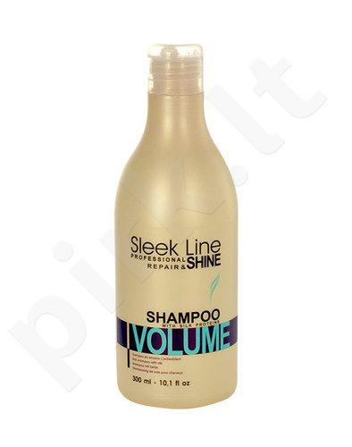 Stapiz Sleek Line Volume šampūnas, kosmetika moterims, 300ml