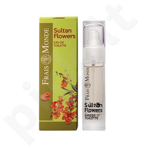 Frais Monde Sultan Flowers, EDT moterims, 30ml