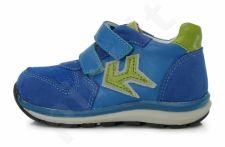 D.D. step mėlyni batai 22-27 d. da031326