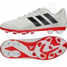 Futbolo bateliai Adidas  Nemeziz 18.4 FxG Jr CM8510