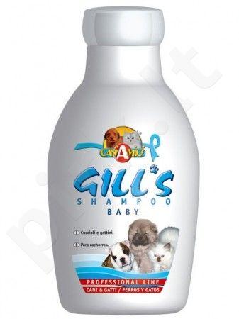 GILL'S ŠAMPŪNAS BABY (šuniukams ir kačiukams) 230ml