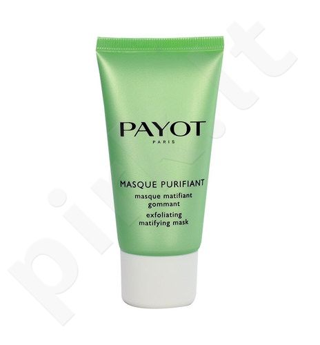 Payot Masque Purifiant Matifying Mask, kosmetika moterims, 50ml